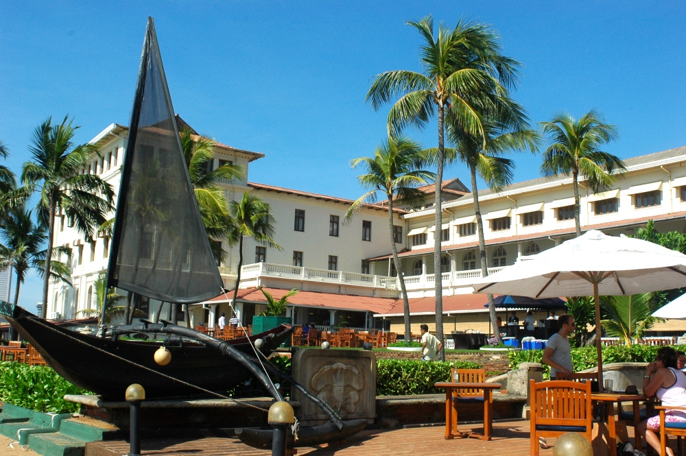 High Tea At Galle Face (1/6)