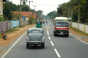 Jaffna is full of classic cars, with...