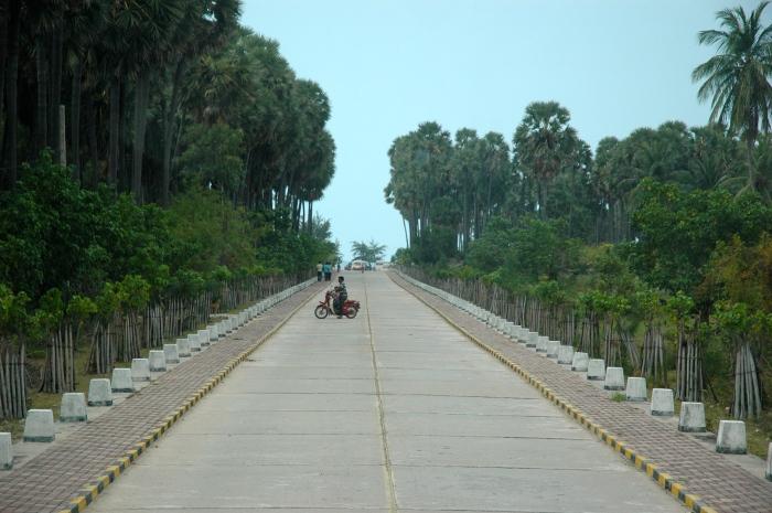 Road to Casuarina