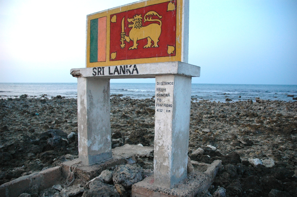 Northernmost Point Of Sri Lanka