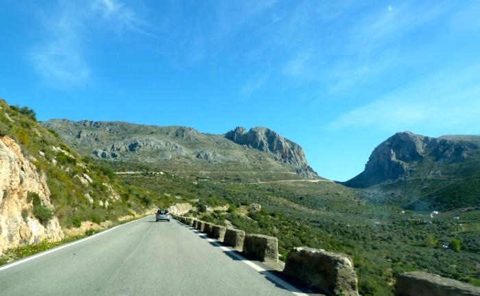 Zafaraya Pass