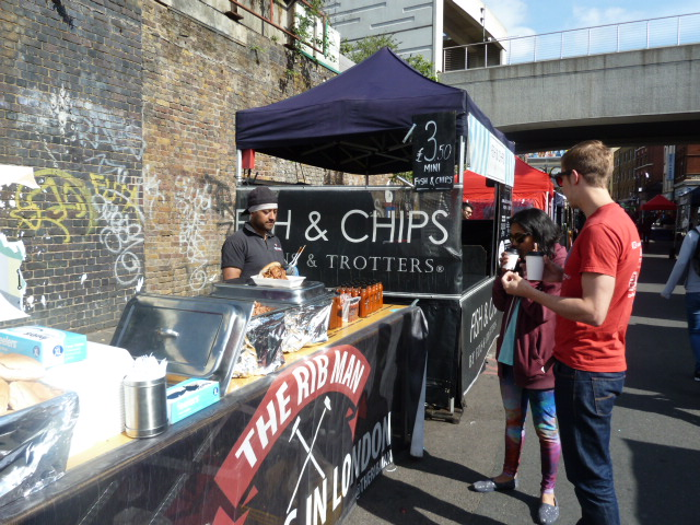 Brick Lane Street Food (6/6)