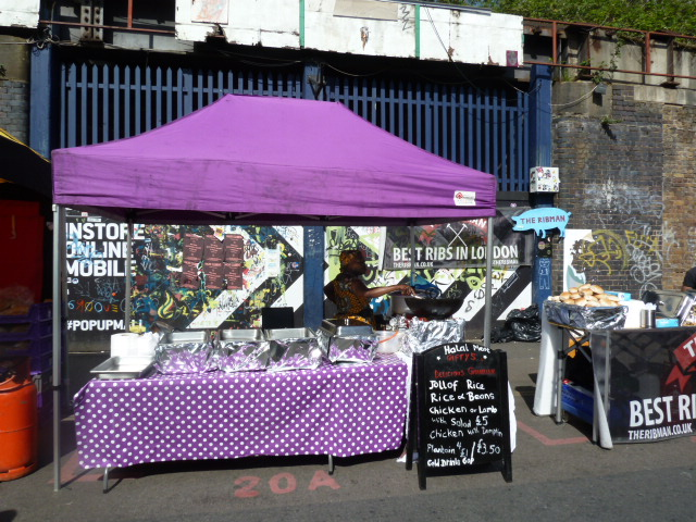 Brick Lane Street Food (5/6)