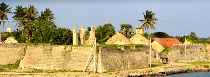 Mannar Fort