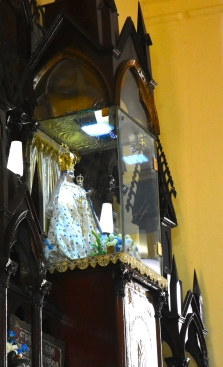 Statue of Our Lady of Madhu