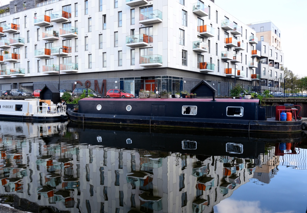 Regent's Canal Revisited