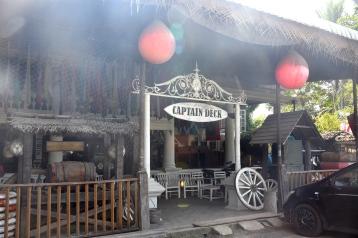Captain's Boat House