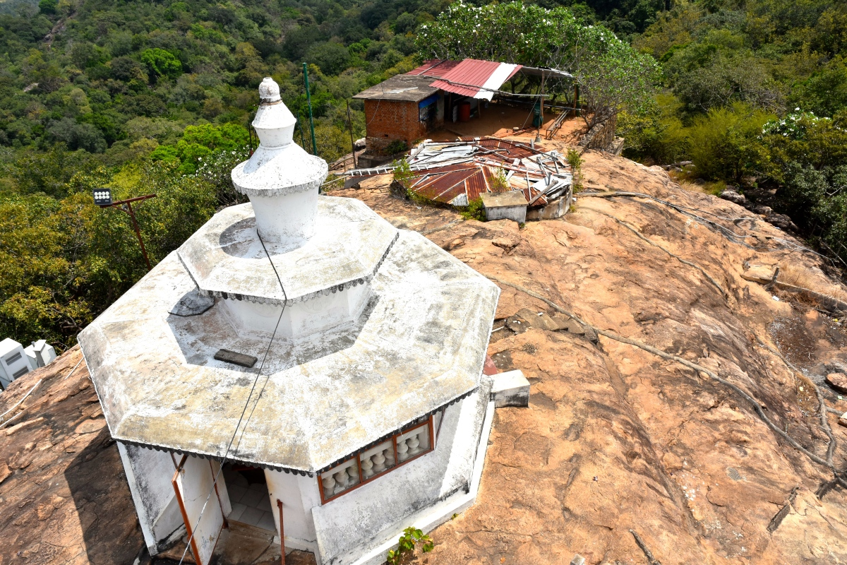 Dimbulagala Rock Temple