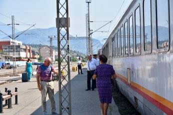Podgorica station