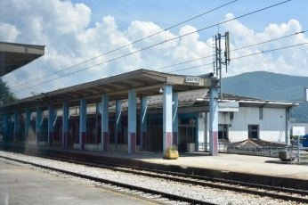 olje station in North-eastern Montenegro