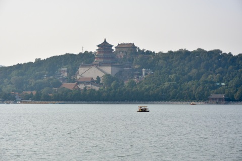 Lake Cunming & Tower of Buddhist Incense